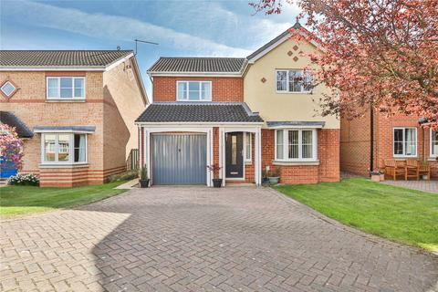4 bedroom detached house for sale - Rigby Close, Beverley, HU17