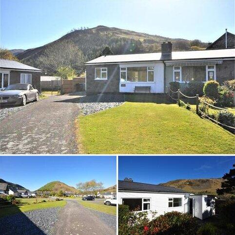 2 bedroom semi-detached bungalow for sale - Bron Y Gader, Abergynolwyn, Tywyn, Gwynedd