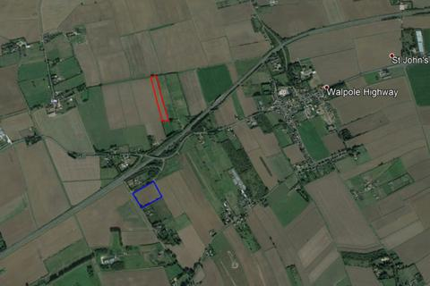 Land for sale - Approx. 4.05 acres at March Lane, Walpole Highway & 4.92 acres at West Drove South