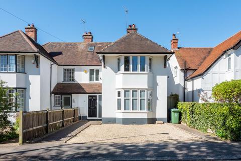 4 bedroom semi-detached house to rent - Capel Close, Oxford OX2 7LA