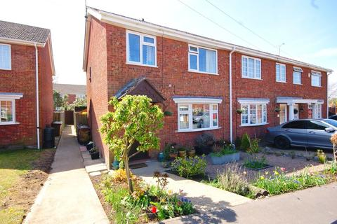 3 bedroom end of terrace house for sale - Somerville Court, Waddington