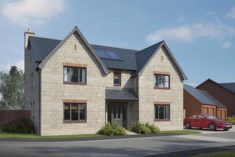 5 bedroom detached house for sale - Glebe Rise, Wymondham, Melton Mowbray