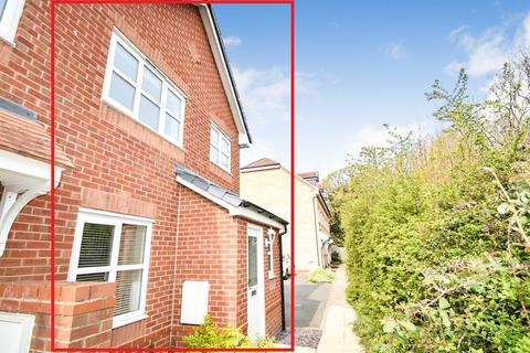 3 bedroom end of terrace house for sale - Lon Bedw, Llandudno Junction