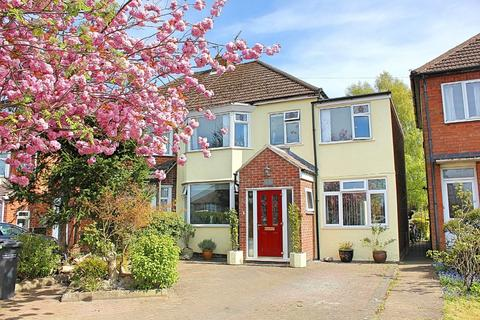 4 bedroom semi-detached house for sale - Oadby Road, Wigston