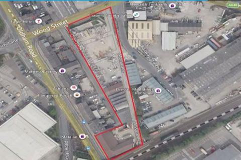 Property for sale - TO LET - Yard & Premises, Moss Lane, Rochdale