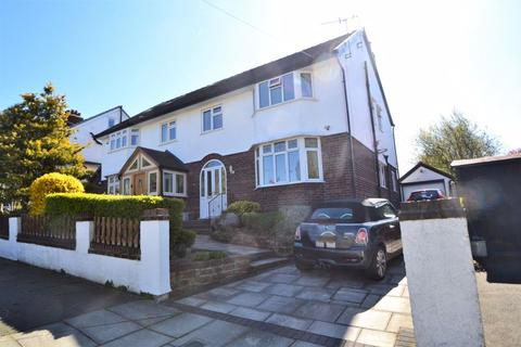 4 bedroom semi-detached house for sale - Mount Road, Wirral