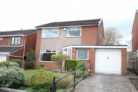 3 bedroom detached house for sale - ROOLEY MOOR ROAD, Rooley Moor, Rochdale OL12 7JG