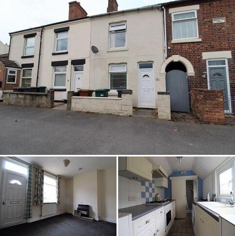 2 bedroom terraced house to rent - South Street, Swadlincote
