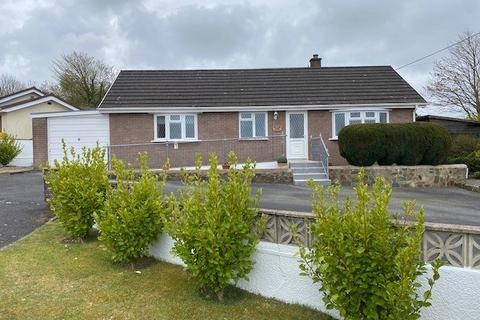 2 bedroom detached bungalow for sale - Cross Inn , New Quay , Ceredigion, SA44