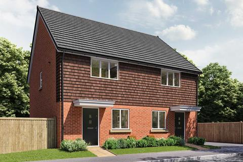 2 bedroom semi-detached house for sale - Plot 193, The Cartwright at Fox Hill, Gamble Mead, Fox Hill, Haywards Heath, West Sussex RH16