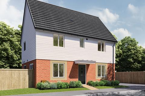 3 bedroom detached house for sale - Plot 197, The Becket at Fox Hill, Gamble Mead, Fox Hill, Haywards Heath, West Sussex RH16