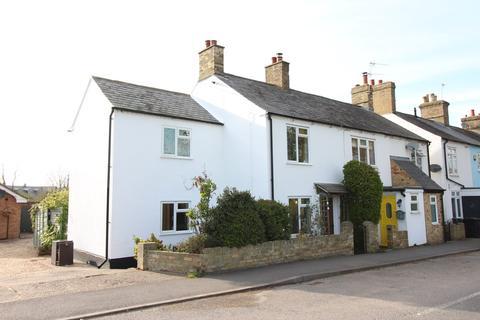 2 bedroom end of terrace house for sale - Ivel Road, Shefford, SG17