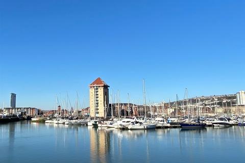 3 bedroom duplex for sale - Pocketts Wharf, Maritime Quarter, Swansea