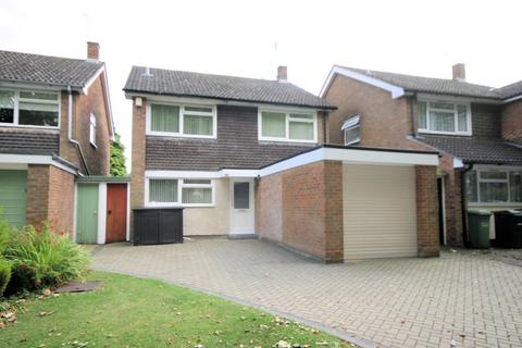 4 bedroom detached house to rent - Tennyson Road, Luton