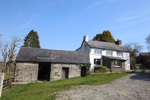 4 bedroom property with land for sale - Brechfa Forest, Abergorlech, Carmarthenshire