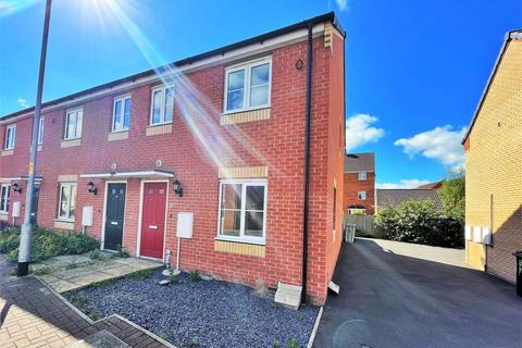 3 bedroom end of terrace house to rent - Brooklands Way, Bourne