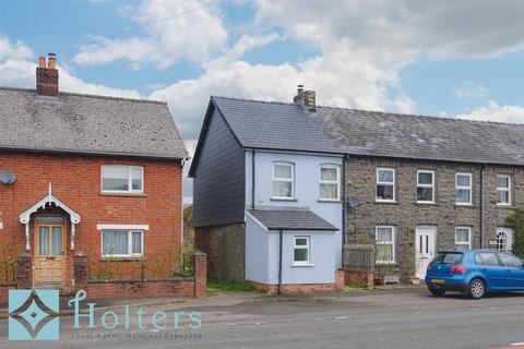 1 bedroom end of terrace house for sale - Garth, Llangammarch Wells