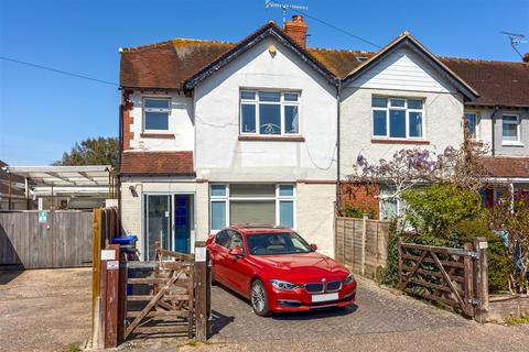 4 bedroom end of terrace house for sale - Pavilion Road, Worthing