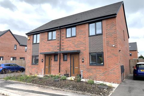 3 bedroom semi-detached house for sale - Blossom Way, Salford