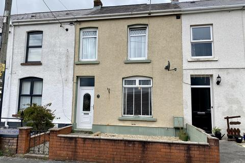 3 bedroom terraced house for sale - Oakfield Terrace, Ammanford