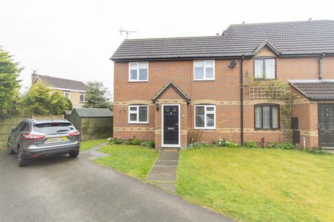 2 bedroom townhouse for sale - Bretton Avenue, Bolsover, Chesterfield