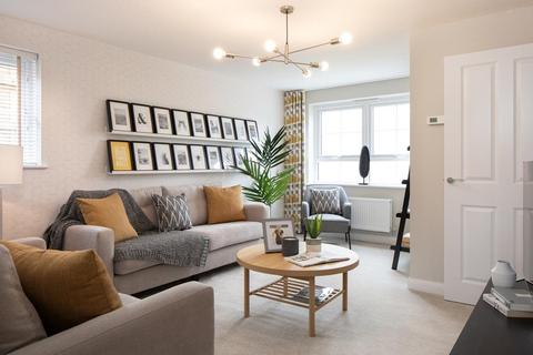 Barratt Homes - Beeston Quarter