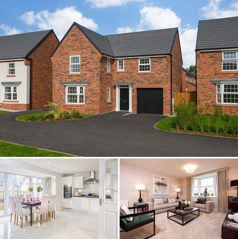 4 bedroom detached house for sale - Plot 526, Drummond at Brooklands Park, Fen Street, Milton Keynes, MILTON KEYNES MK10
