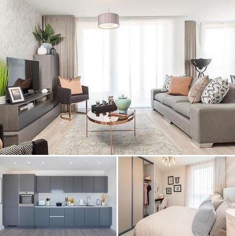 2 bedroom apartment for sale - Plot 205, St Pier Court at Upton Gardens, 1 Academy House, Thunderer Street, LONDON E13