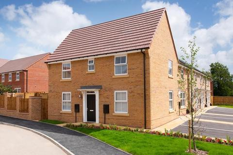 3 bedroom semi-detached house for sale - Plot 140, Hadley at Harland Park, Cottingham, Harland Way, Cottingham, COTTINGHAM HU16