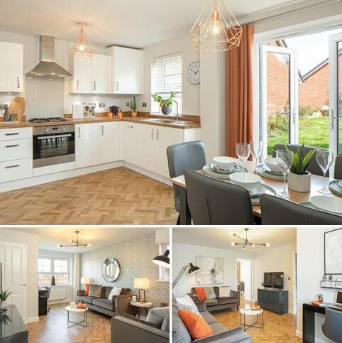 3 bedroom semi-detached house for sale - Plot 57, Maidstone Special at Mill Brook, Mays Drive, Westbury BA13