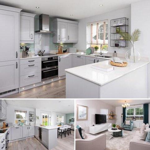 4 bedroom detached house for sale - Plot 58, Radleigh at Fernwood Village, Dale Way, Fernwood, NEWARK NG24