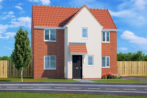 3 bedroom house for sale - Plot 8, The Blackthorne at Meadow View, Shirebrook, Meadow Lane, Shirebrook NG20