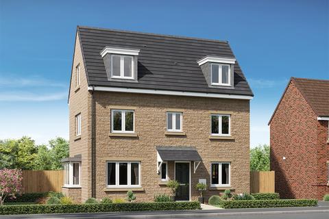 4 bedroom house for sale - Plot 101, The Hardwick at Hoddings Meadow, Hodthorpe, Broad Lane S80