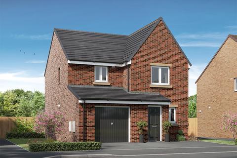3 bedroom house for sale - Plot 18, The Staveley at Hoddings Meadow, Hodthorpe, Broad Lane S80