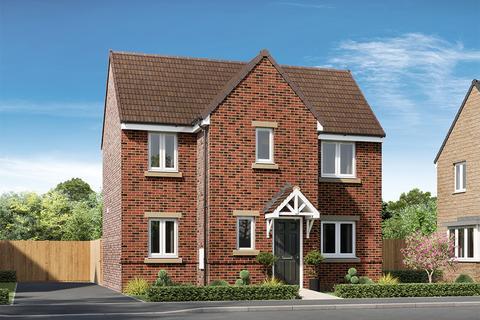 3 bedroom house for sale - Plot 100, The Warwick at Hoddings Meadow, Hodthorpe, Broad Lane S80