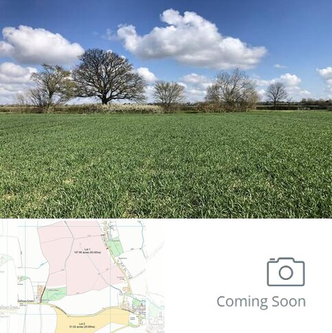 Farm land for sale - Land south of Gallows Green Road