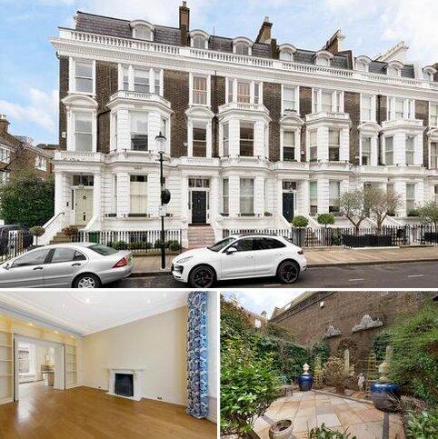 6 bedroom terraced house for sale - Stafford Terrace, London, W8