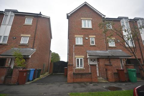 4 bedroom terraced house to rent - Drayton Street, Hulme, Manchester, Greater Manchester, M15 5LL