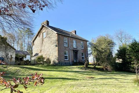 4 bedroom property with land for sale - Cilycwm, Llandovery, Carmarthenshire.