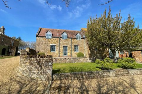 2 bedroom semi-detached house to rent - The Cottage, Holywell Farm, Wigginton