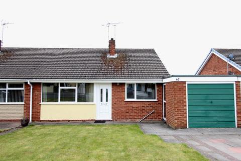 2 bedroom semi-detached bungalow for sale - 62 Fortescue Lane, WS15 2AD