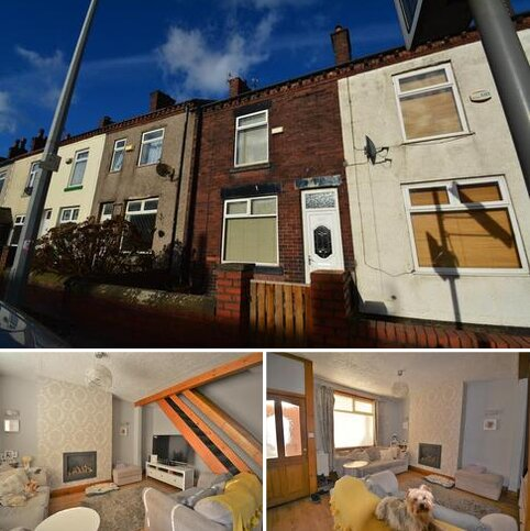 2 bedroom terraced house to rent - 370 Manchester Road West