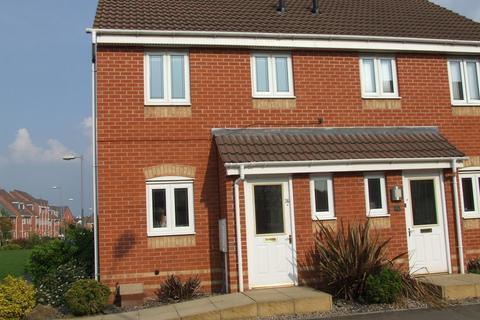3 bedroom semi-detached house to rent - Carnation Way, Nuneaton CV10
