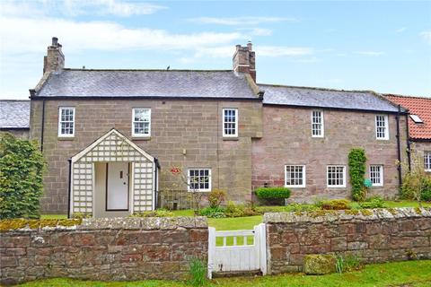 4 bedroom terraced house for sale - Glebe Farm House,, Ellingham, Chathill, NE67