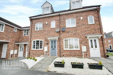 3 bedroom townhouse for sale - Spinkhill View, Sheffield