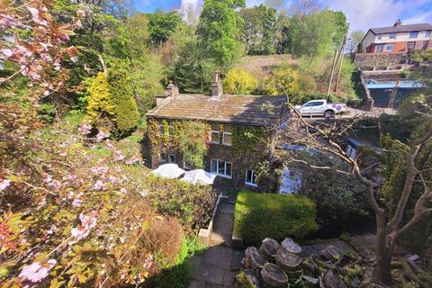 3 bedroom detached house for sale - Martin Mill Cottage, Hebden Bridge, HX7