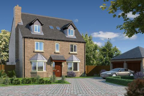 5 bedroom detached house for sale - Plot 2, Hambleton at Swanwick Fields, Sleetmoor Lane DE55