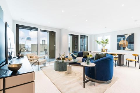3 bedroom apartment for sale - The Georgette North, The Silk District, London, E1