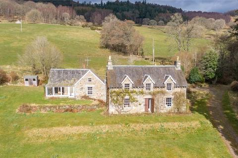5 bedroom detached house for sale - Lot 2, Eastertyre Cottage, Logierait, Pitlochry, PH9