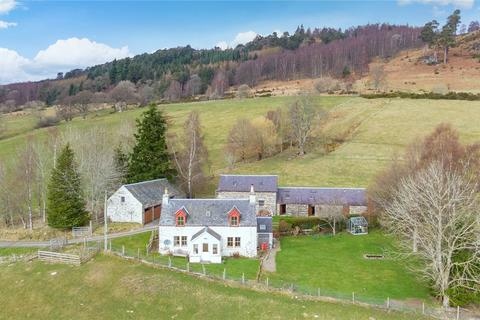 3 bedroom detached house for sale - Lot 3, Tombane Cottage, Eastertyre, Logierait, Pitlochry, PH9